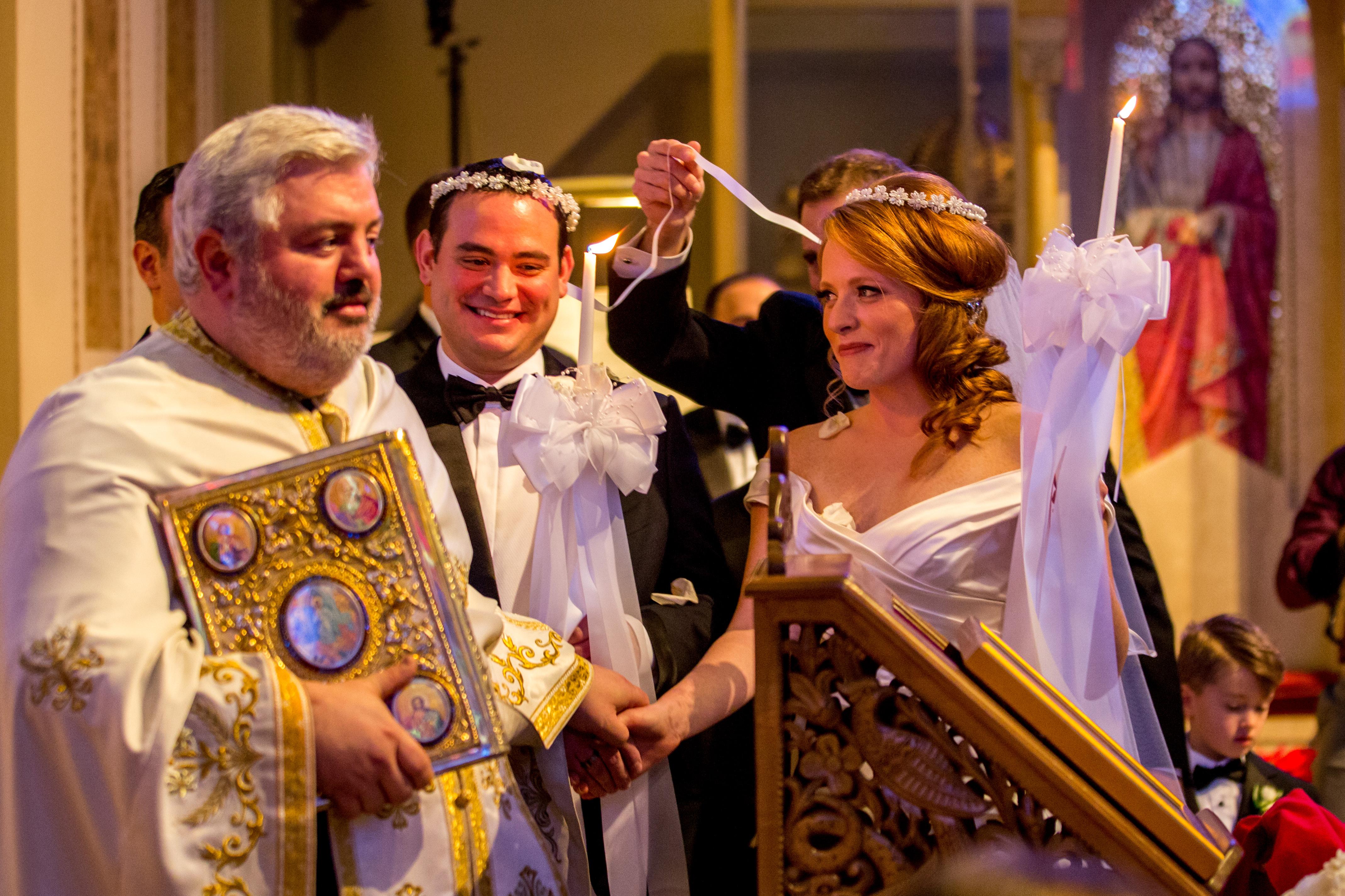 Despina and Niko's wedding